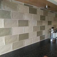 betegelen muur keuken