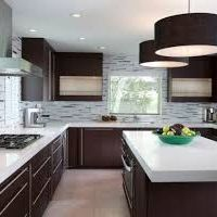 nieuwe keuken installeren